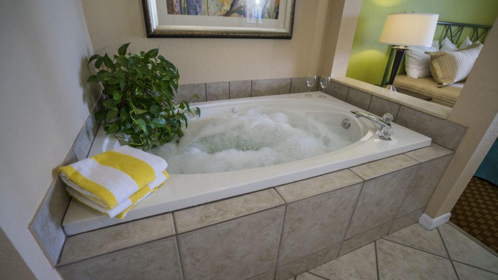 Resort Bathtub